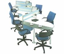 Konfigurasi 4 Orang (Warna Biru)
