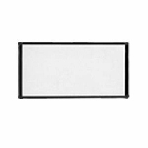 Papan Tulis (Whiteboard) Gantung Single Face Sanko 90 x 180 cm