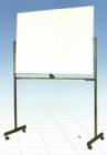Papan Tulis (Whiteboard) Sakana Double Face (Stand) 120 x 240 cm