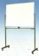 Papan Tulis (Whiteboard) Sakana Double Face (Stand) 120 x 180 cm