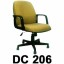 Kursi Manager Daiko Type DC 206