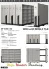 Mobile File Mekanik Alba MF AUM 3-03