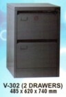 Filling Cabinet ViP 2 Laci V-302
