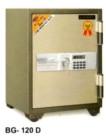 Brankas Fire Resistant Safe Bossini BG-120 D