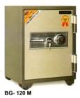 Brankas Fire Resistant Safe Bossini BG-120 M