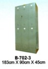 Locker 6 Pintu Brother Type B-702-3