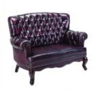 Sofa Kantor Donati  Diablo 2 Seater