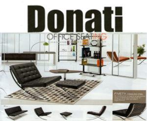 """Sofa Kantor Donati Fivety Series"""