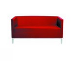 Sofa Kantor Donati  Hi-Beat 2 Seater