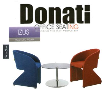 """Sofa Kantor Donati Izus Series"""
