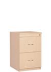 Filling cabinet Donati 2 laci + central lock type DOF-32 L