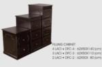 Meja Kantor Donati Filling Cabinet 2 Laci DFC-2