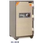 Brankas fire Resistant Safe Bossini- BG-260 M