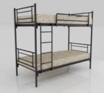 Ranjang Besi Bunk Bed Orbitrend D-Square
